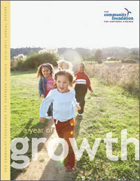 CFNOVA AnnualReport2010 2011 Cover