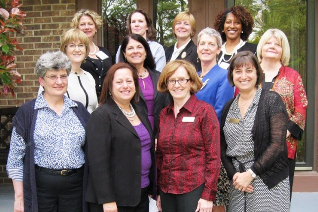 Members of the Business Women's Giving Circle