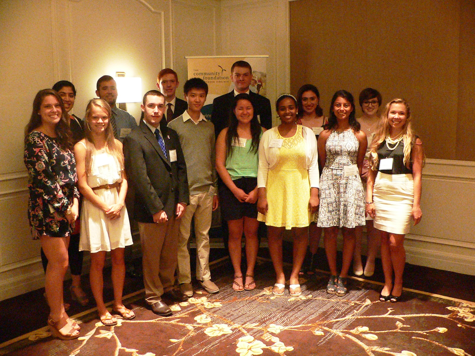 2015 Scholarship Award Winners