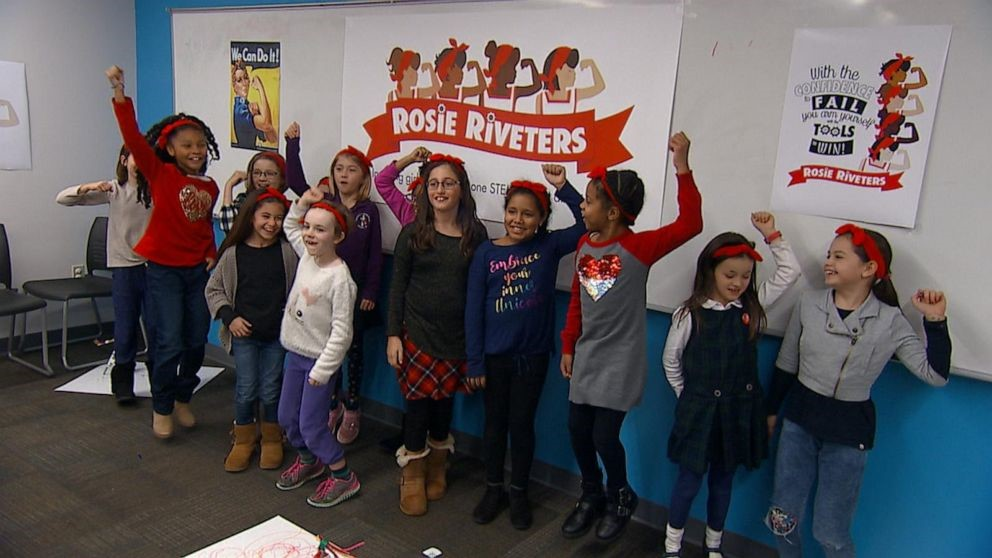 rosie riveters photo